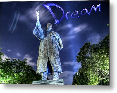 Dream Metal Print by Andrew Nourse