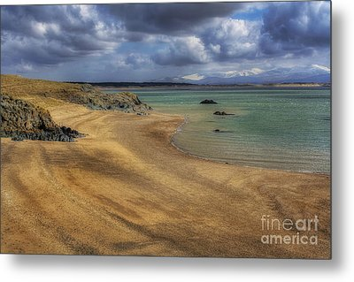 Dream Beach Metal Print by Ian Mitchell