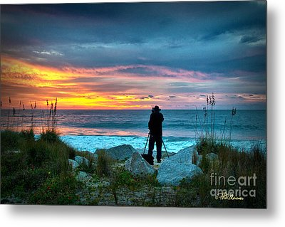 Metal Print featuring the photograph Dream Big Dreams In Color by Phil Mancuso