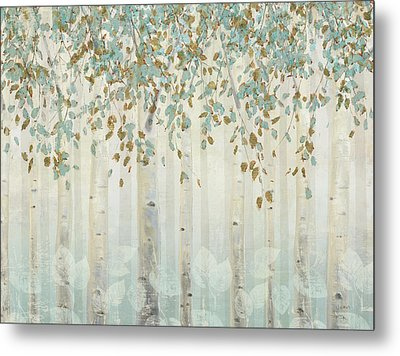 Dream Forest I Metal Print by James Wiens