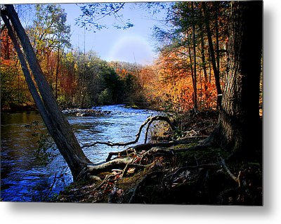 Dream River Metal Print by Mark Ashkenazi