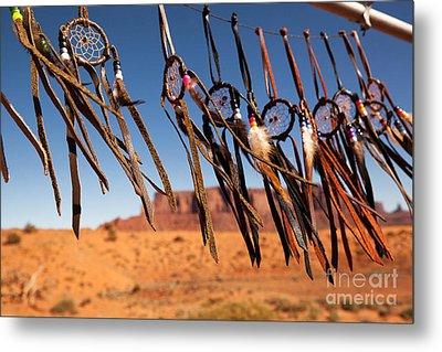 Dreamcatchers Metal Print by Jane Rix