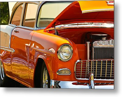 Metal Print featuring the photograph Dreamcicle 55 by Tammy Schneider