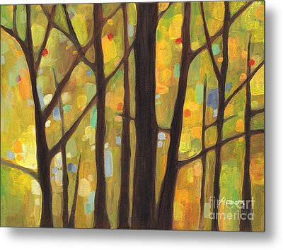 Dreaming Trees 1 Metal Print