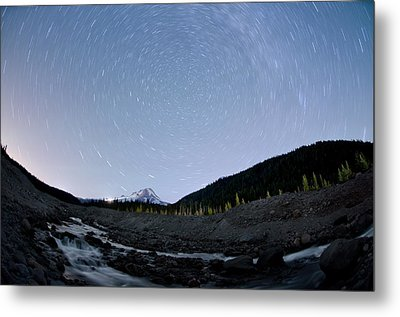 Dreaming Under The Stars Metal Print