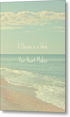 Dreams And Wishes Metal Print by Kim Hojnacki