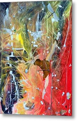 Dreamscape Of Aaralyn Metal Print by Jackie Mueller-Jones