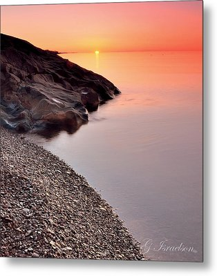 Dreamy Metal Print by Gregory Israelson