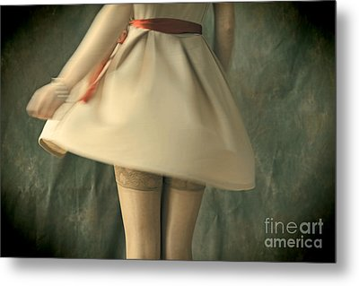 Dress Twirl Metal Print by Craig B