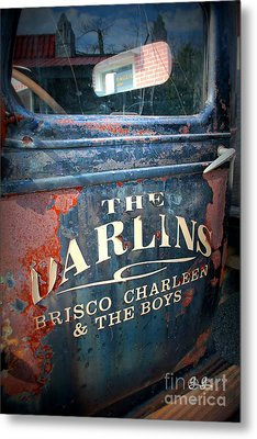 Driver's Side Metal Print by Geri Glavis