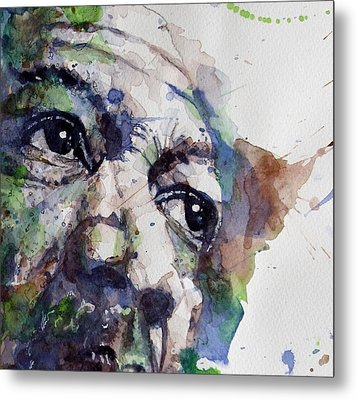 Driving Miss Daisy Metal Print by Paul Lovering