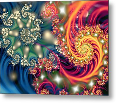 Duality Metal Print by Mary Almond