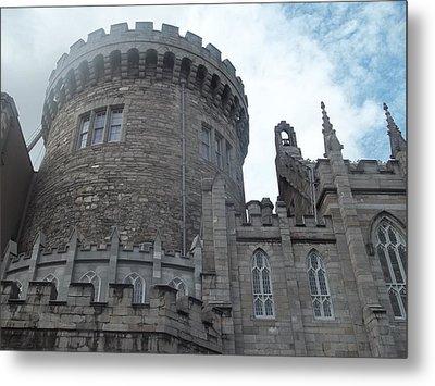Dublin Castle Metal Print