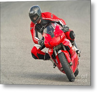 Ducati 900 Supersport Metal Print