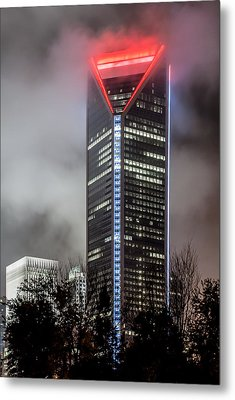 Duke Energy Center Metal Print by Brian Young