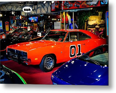 Dukes Of Hazzard Metal Print