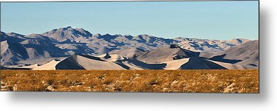Metal Print featuring the photograph Dunes - Death Valley by Dana Sohr