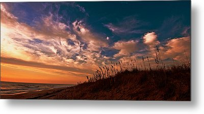 Metal Print featuring the photograph Dunes by John Harding