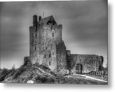 Dunguaire Castle Galway Ireland Metal Print by JRP Photography