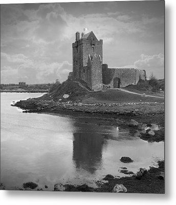 Dunguaire Castle - Ireland Metal Print by Mike McGlothlen