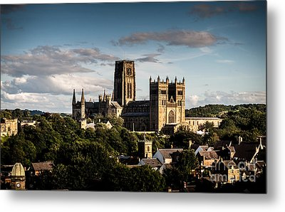 Metal Print featuring the photograph Durham Cathedral by Matt Malloy