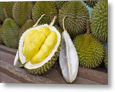 Durian 2 Metal Print
