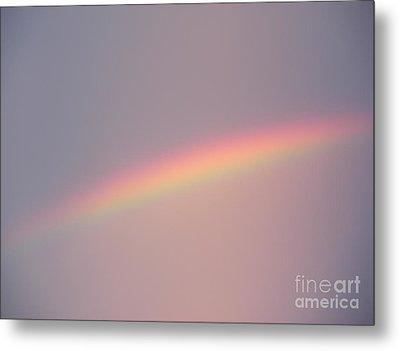 Dusk Rainbow Metal Print by Joseph Baril