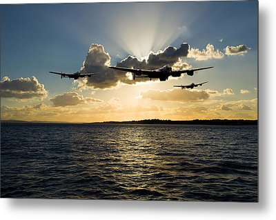 Duty Bound Metal Print