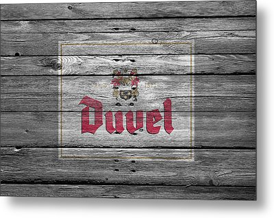 Duvel Metal Print by Joe Hamilton