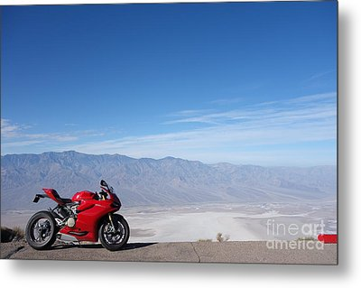 DV Metal Print by AntiHero Panigale