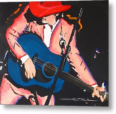 Dwight Yoakam Metal Print