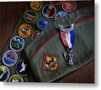 Eagle Scout Metal Print