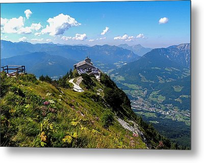 Eagle's Nest Metal Print