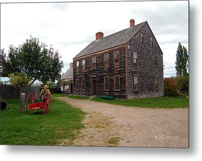 Early America Metal Print by Ron Haist