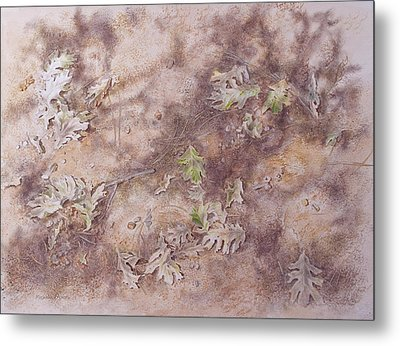 Early Fall Metal Print by Michele Myers