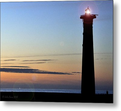 Metal Print featuring the photograph Early In The Morning by Julis Simo