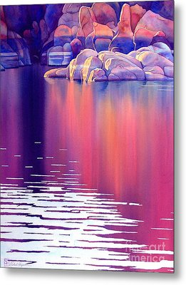 Early Light Metal Print by Robert Hooper