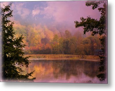 Early Morning Beauty Metal Print