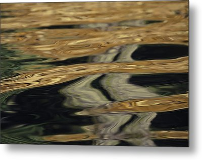 Earth Sky Water Metal Print by Sherri Meyer