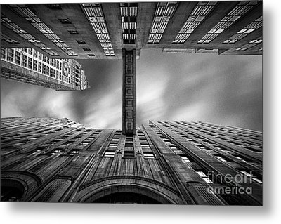 East 24th Metal Print