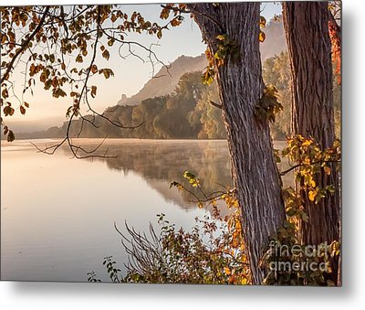 Metal Print featuring the photograph East Lake Morning by Kari Yearous