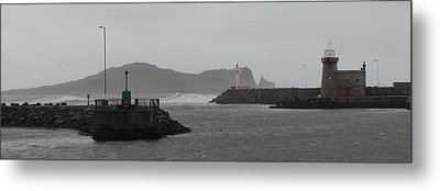 Easterly Swell Metal Print