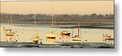 Ebbtide Emsworth Metal Print