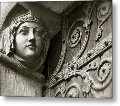 Ecclesia Metal Print by Kim Pippinger