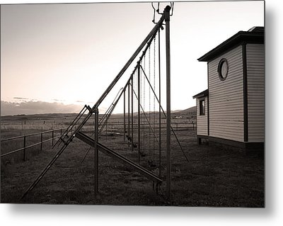Metal Print featuring the photograph Echoes Of Laughter by Jim Garrison