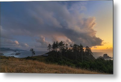 Ecola And The Oregon North Coast Metal Print