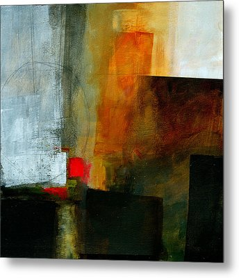 Edge Location 3 Metal Print by Jane Davies