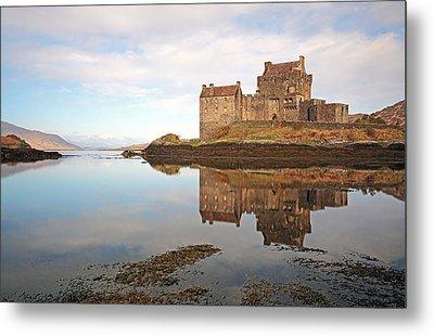 Eilean Donan Castle Metal Print by Grant Glendinning