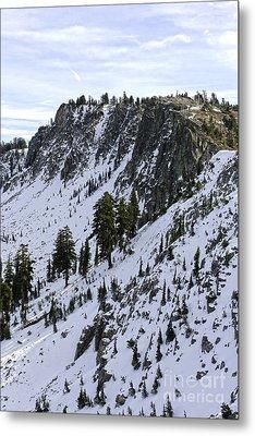 Ellis Peak Trail 6 Metal Print