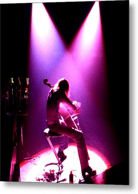 Elo _ Purple Haze Metal Print